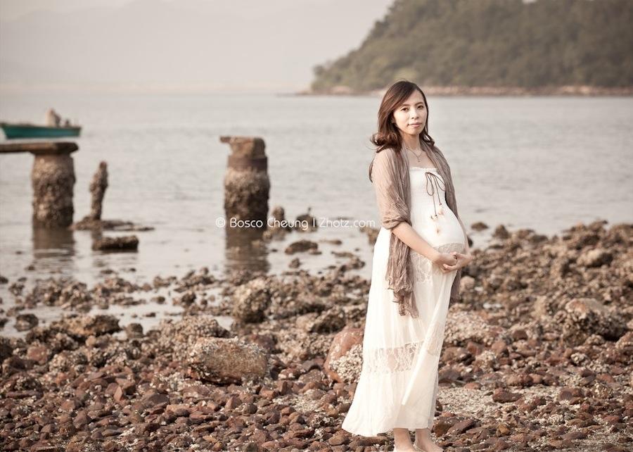 Hong Kong Pregnancy Photo - Zhotz Photography by Bosco Cheung
