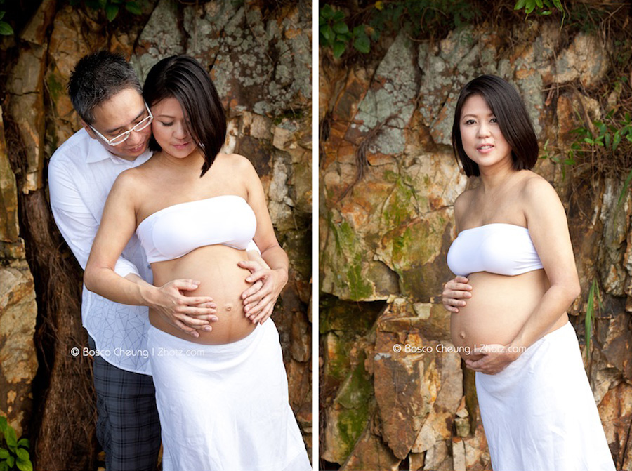 Hong Kong Pregnancy Photo - Zhotz Photography by Bosco Cheung